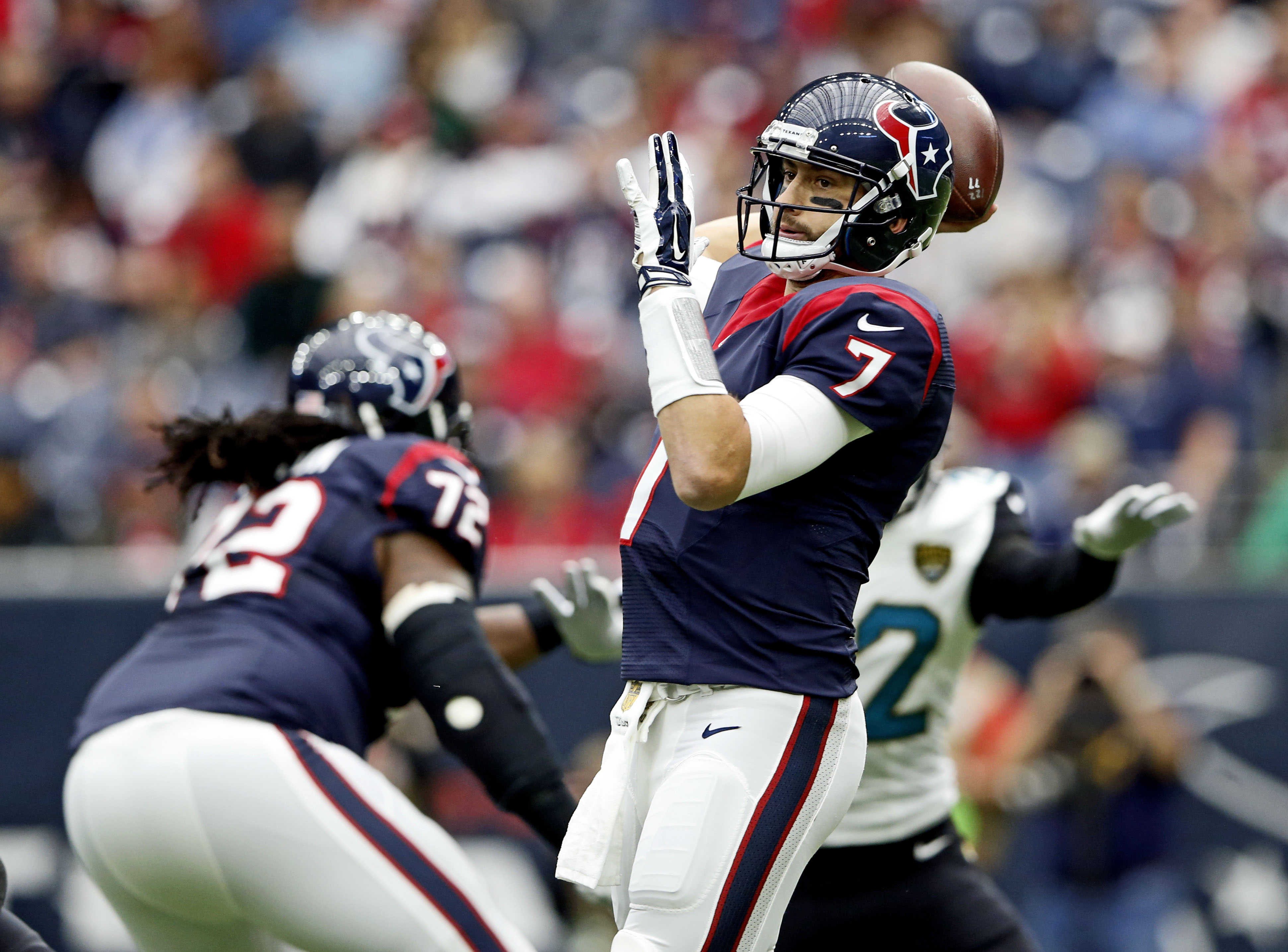You can't stop Brian Hoyer.
