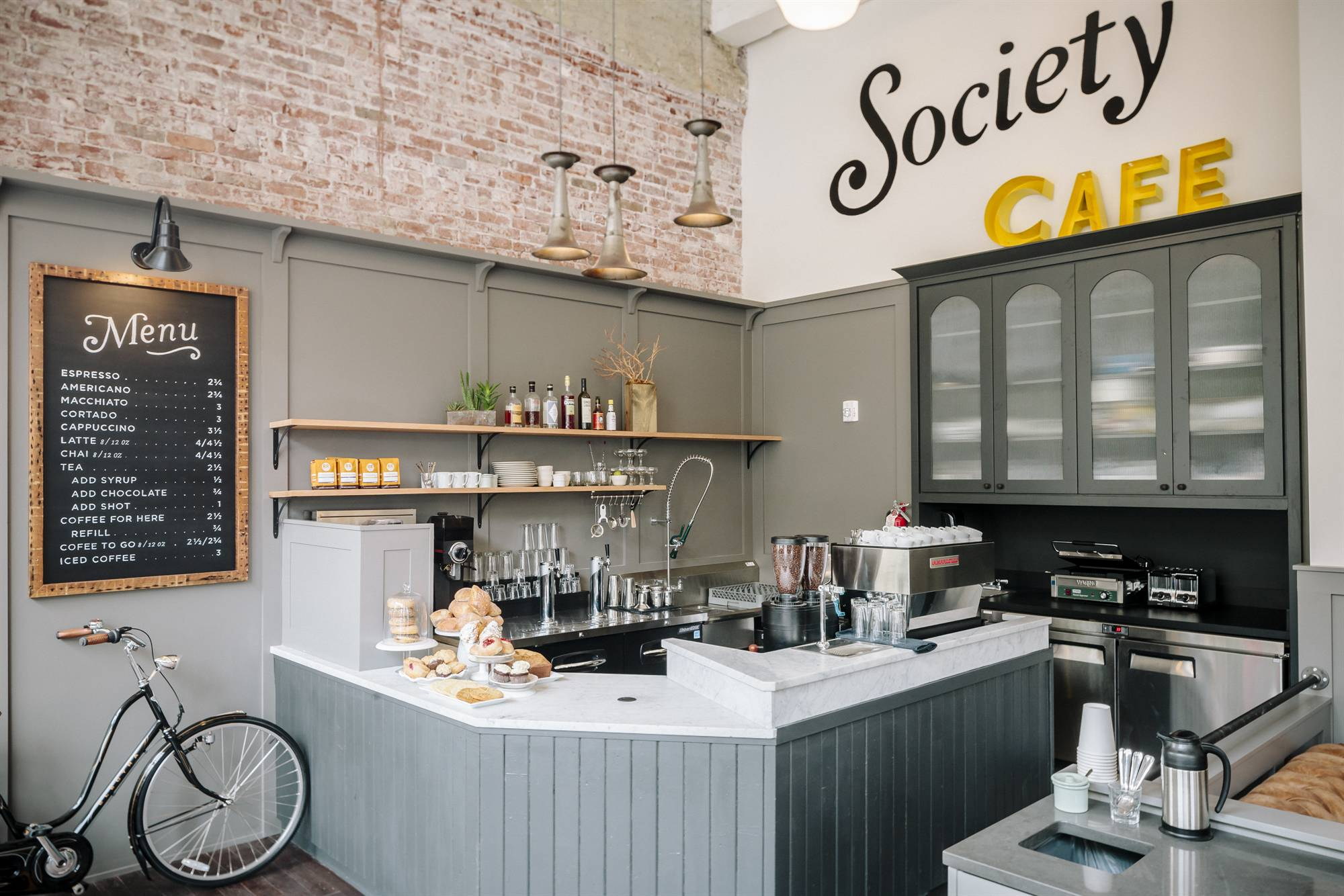 Newly Opened The Society Cafe & Lounge Launches Oysters - Eater Portland