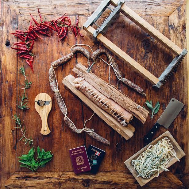 Brigantessa and Le Virtù Chef Joe Cicala's kitchen essentials.