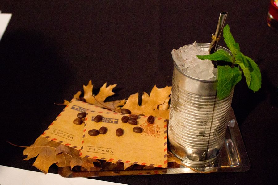 One of the winning cocktails from last year's San Antonio Cocktail Conference
