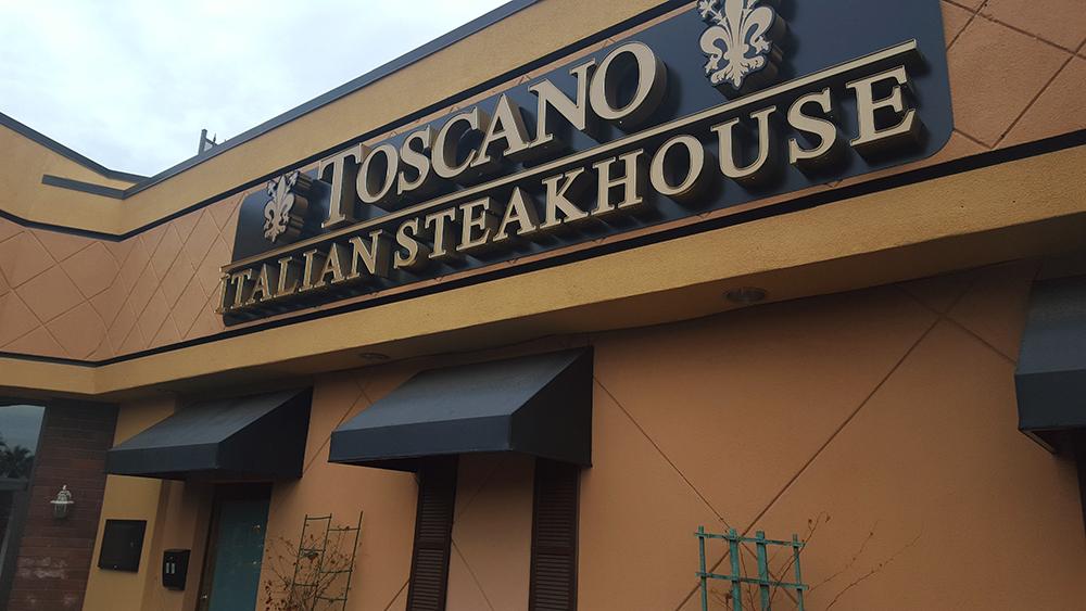 Toscano Italian Steakhouse