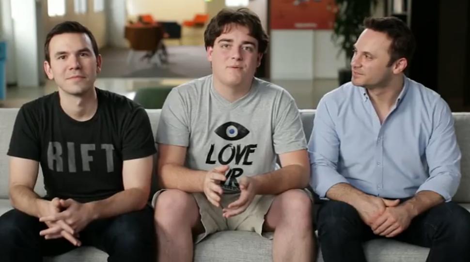 ef4efb495157 Oculus Rift Kickstarter backers will get a free consumer edition