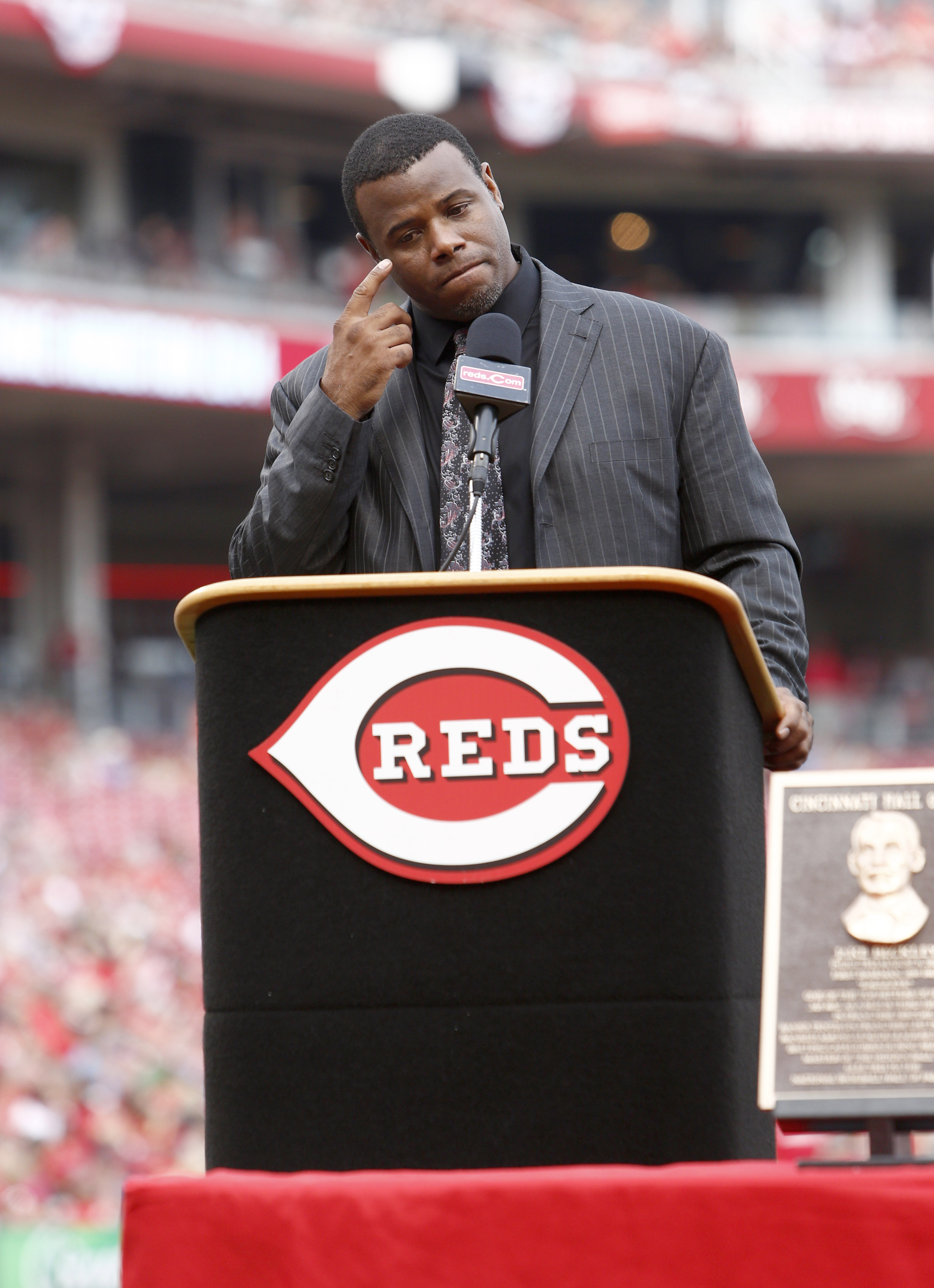 Griffey leads the class of 2016.