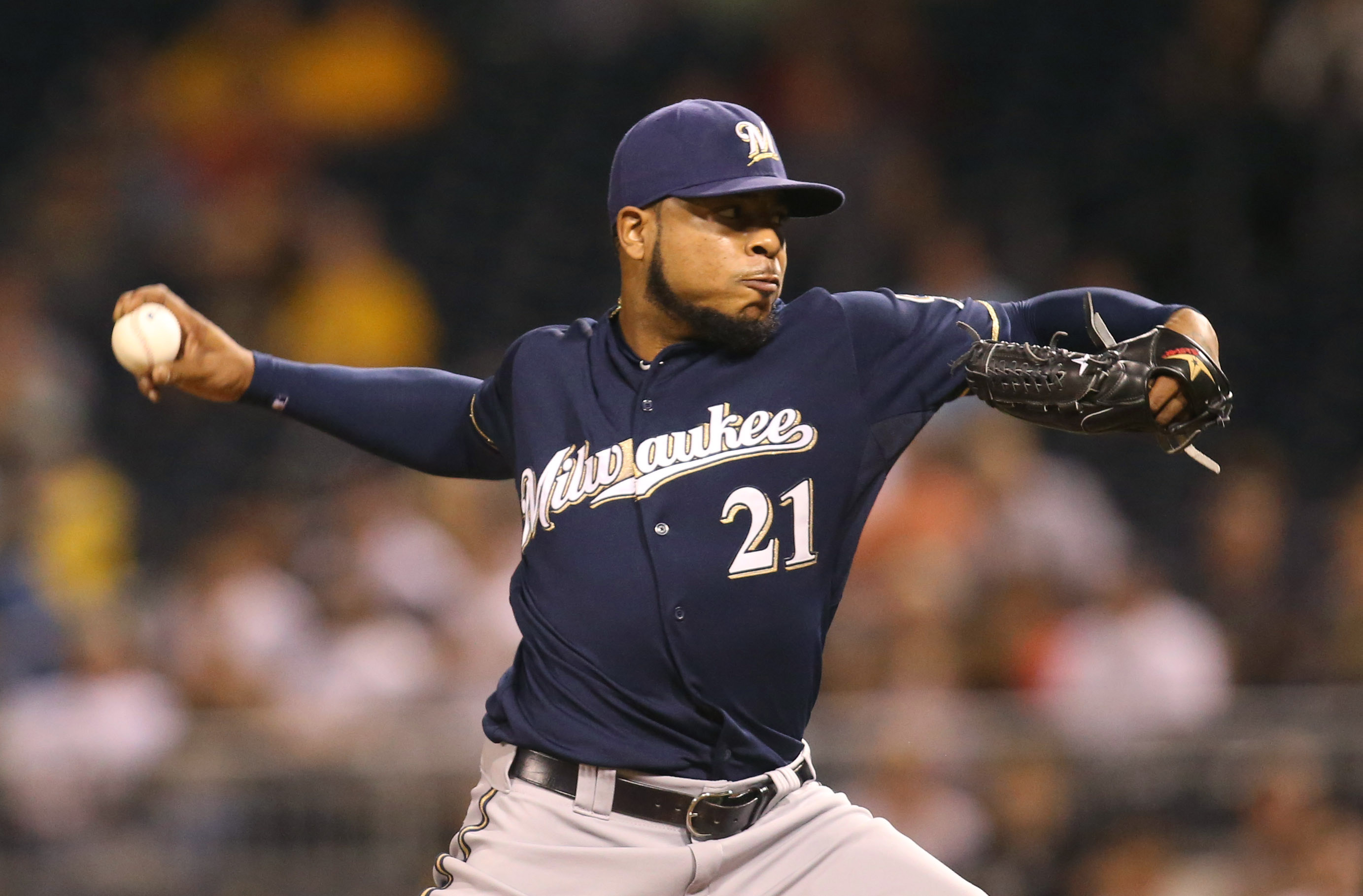 Maybe Jeremy Jeffress is a guy we add to this list in 2016.