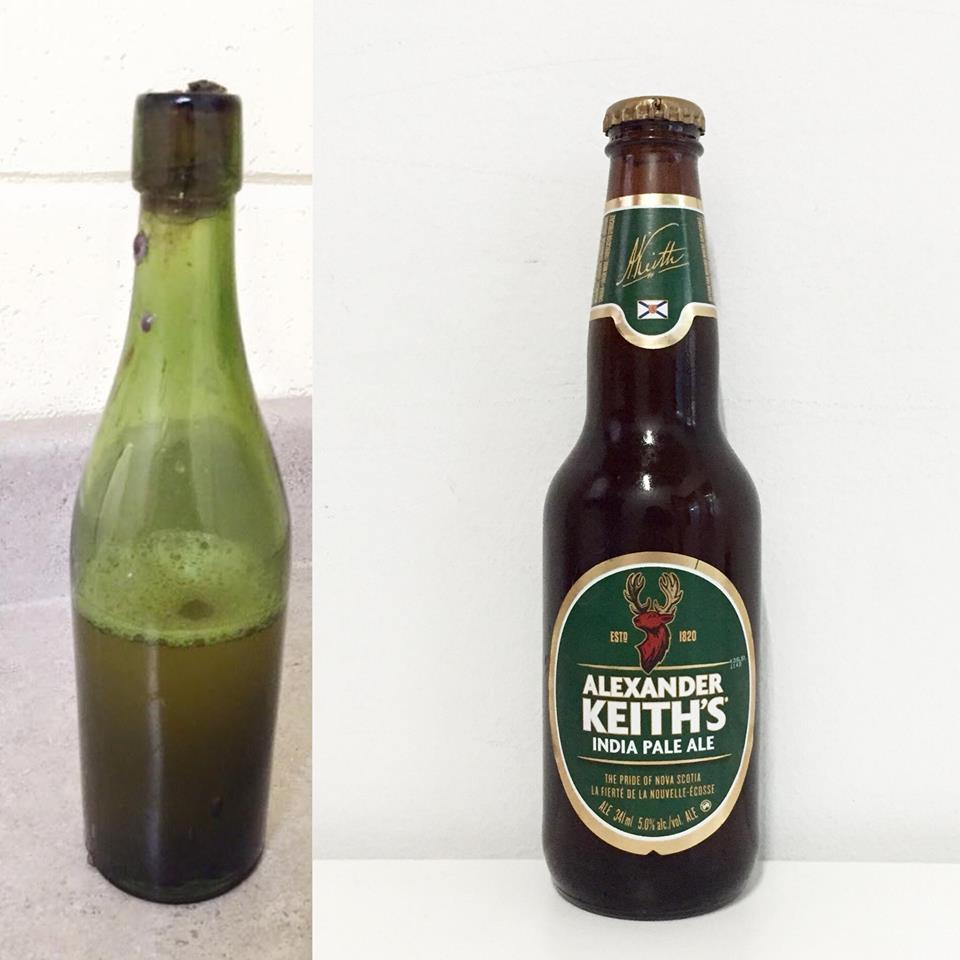 Century-Old Beer Tastes Like Rotten Eggs, Among Other Things