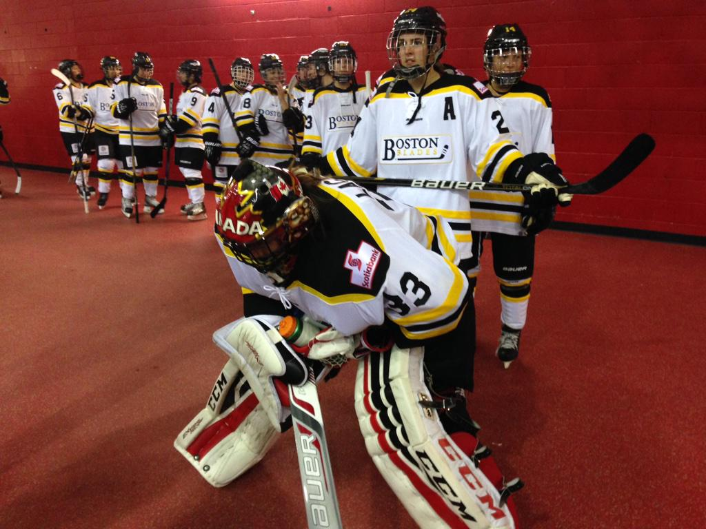 The Boston Blades will be back