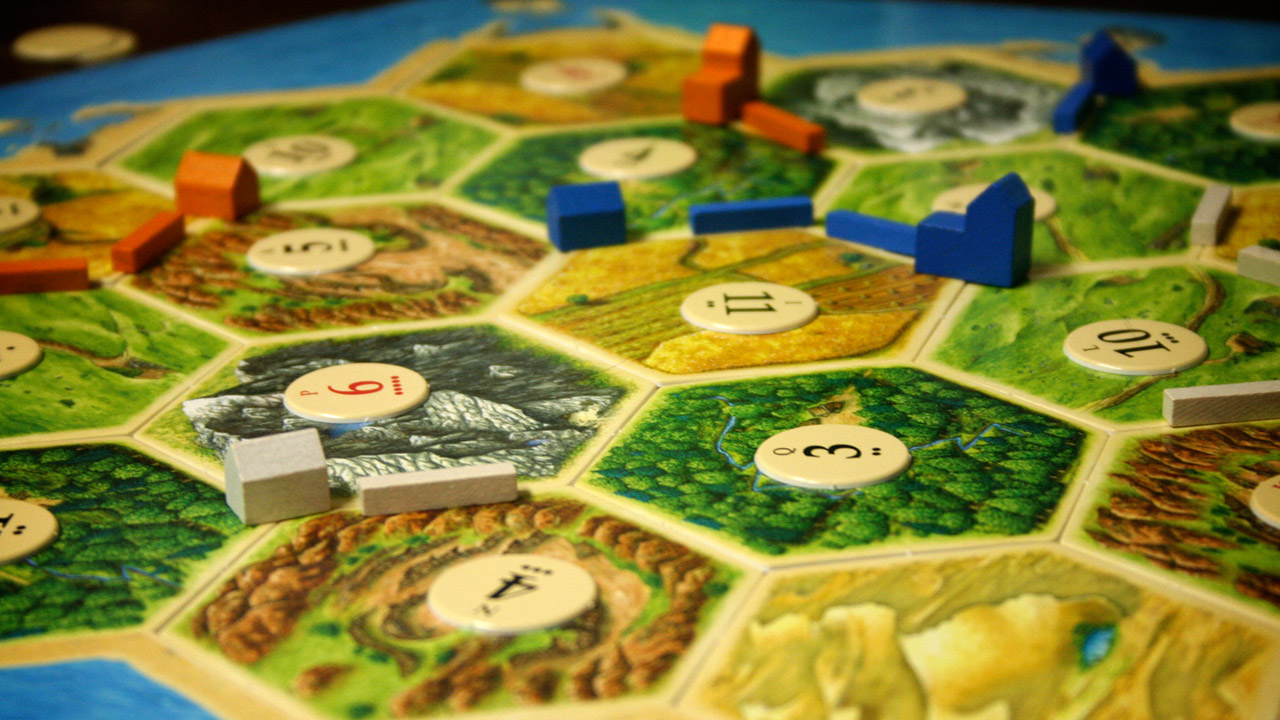 The island of Catan is under new ownership