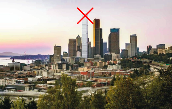 Seattle Skyscraper Plans Too Tall; Best Places in Seattle to Poop