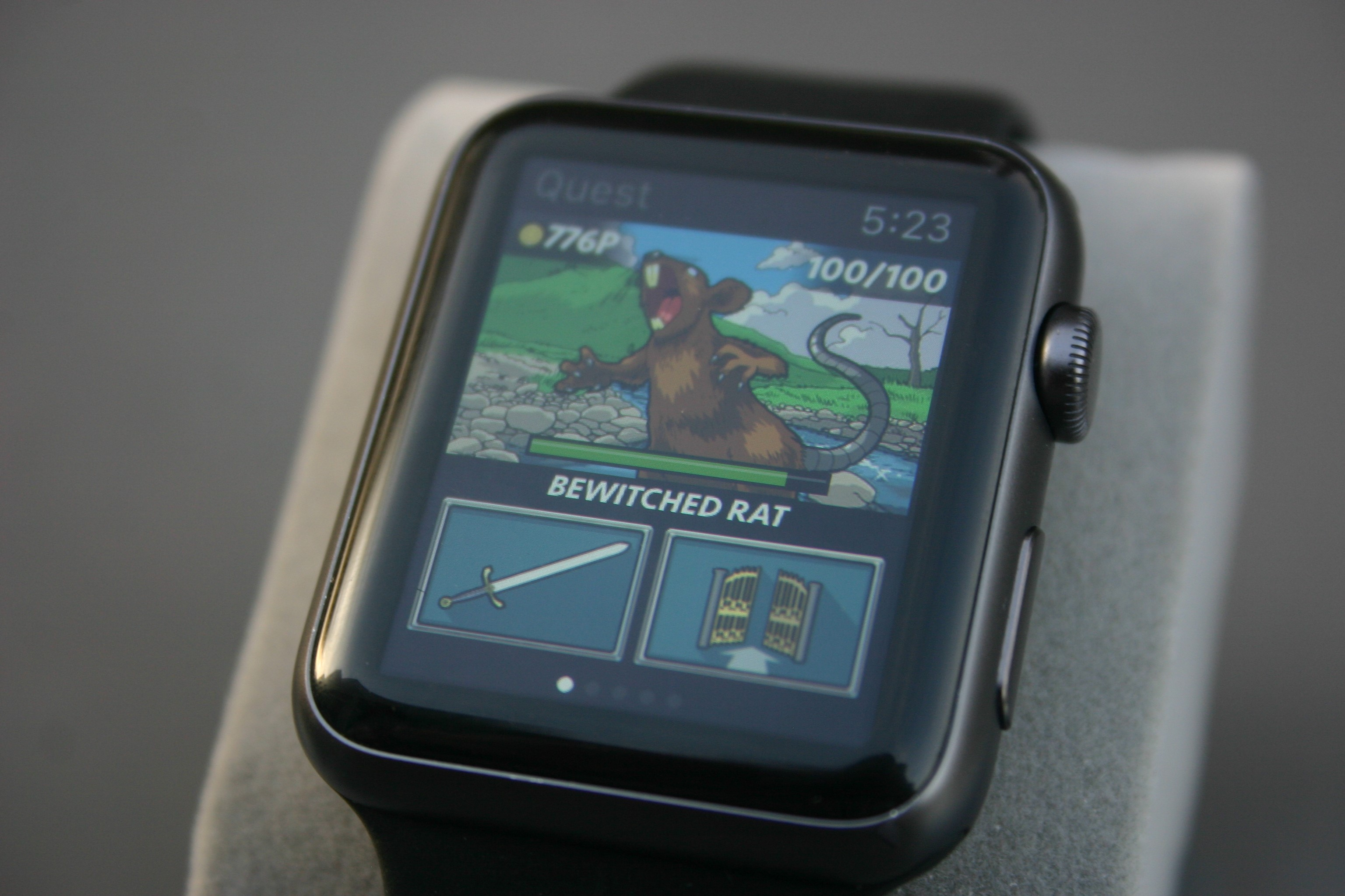 Best games (and apps) for your Apple Watch
