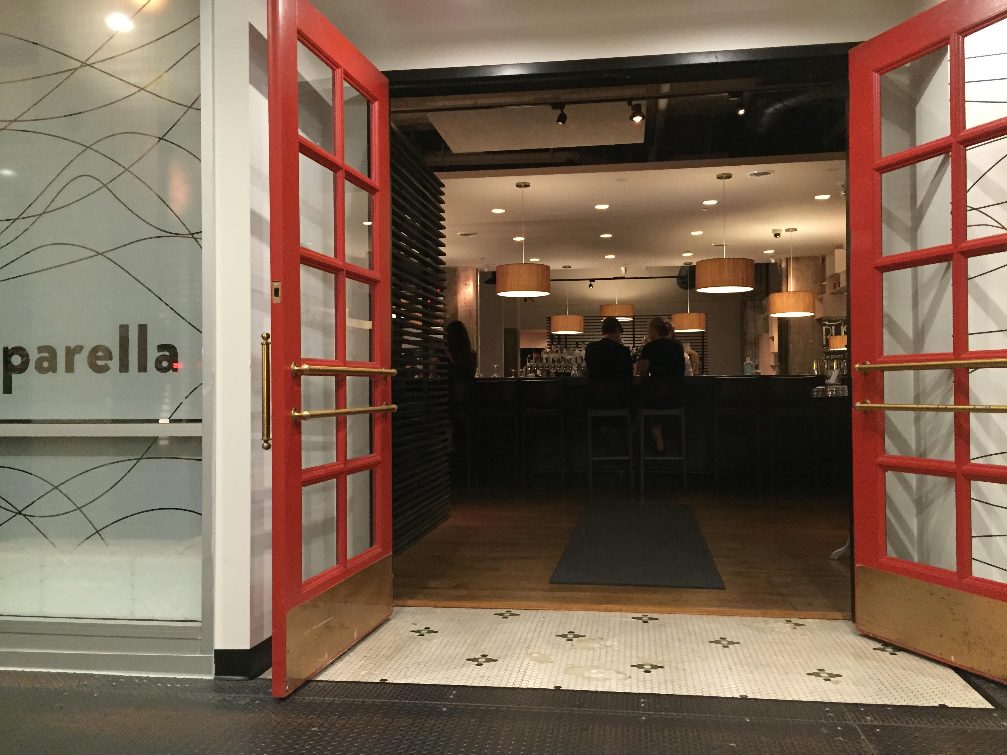 Chef Todd Macdonald exits Parella