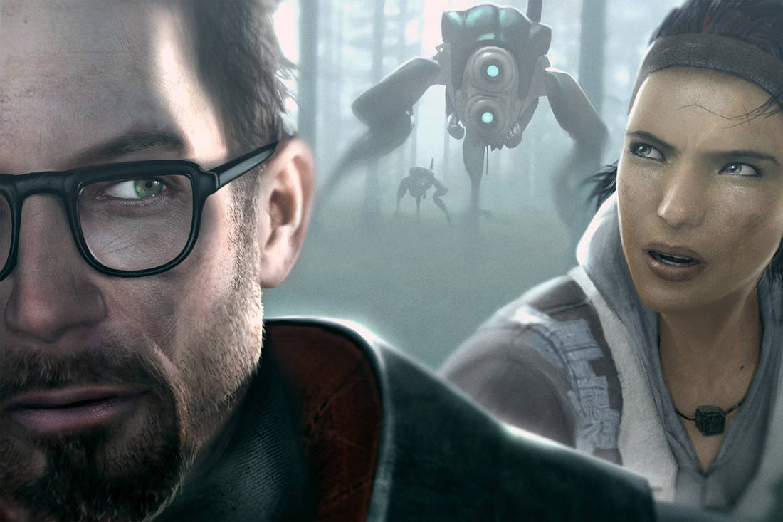 Half-Life series writer no longer at Valve