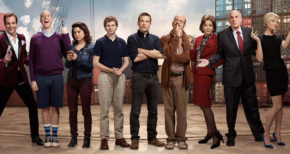 Arrested Development season four: Social Network meets Good Wife.