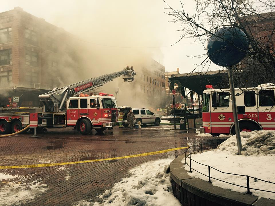Omaha's Historic M's Pub Rocked by Explosion
