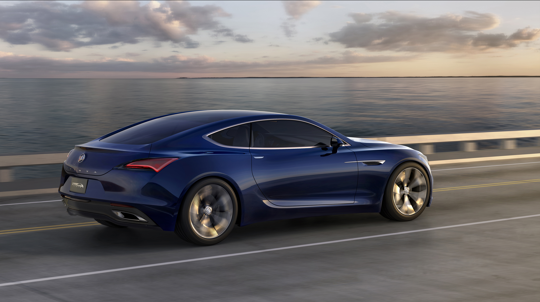 The Beautiful Buick Avista May Have Already Won Detroit Auto Show Verge