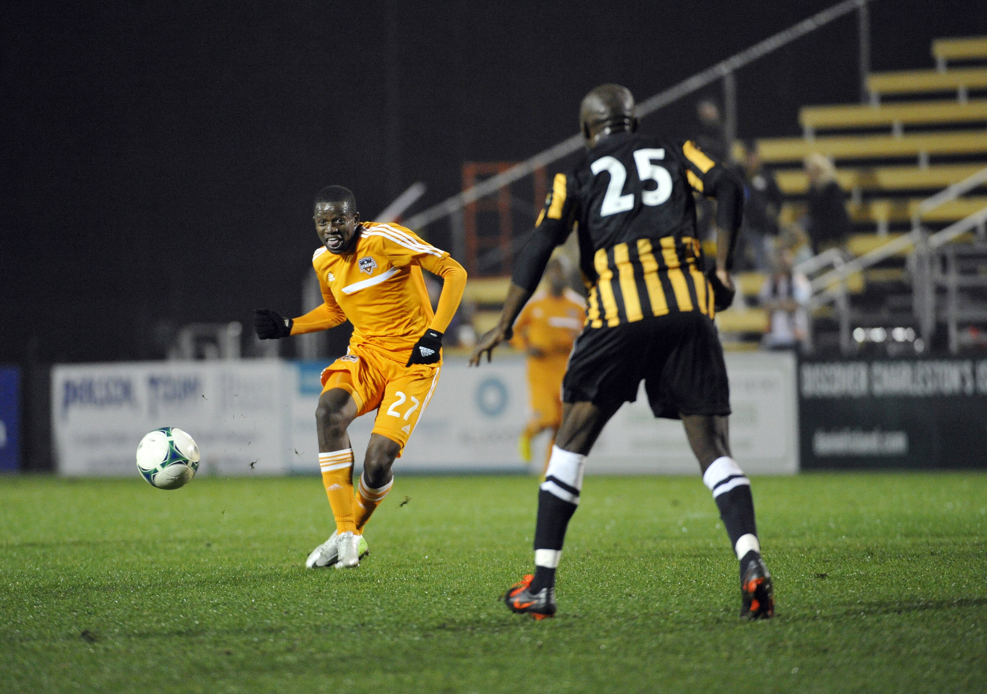 Unfortunately, the fans of Charleston won't get to see MLS stars like Boniek Garcia at the CCC in 2016.
