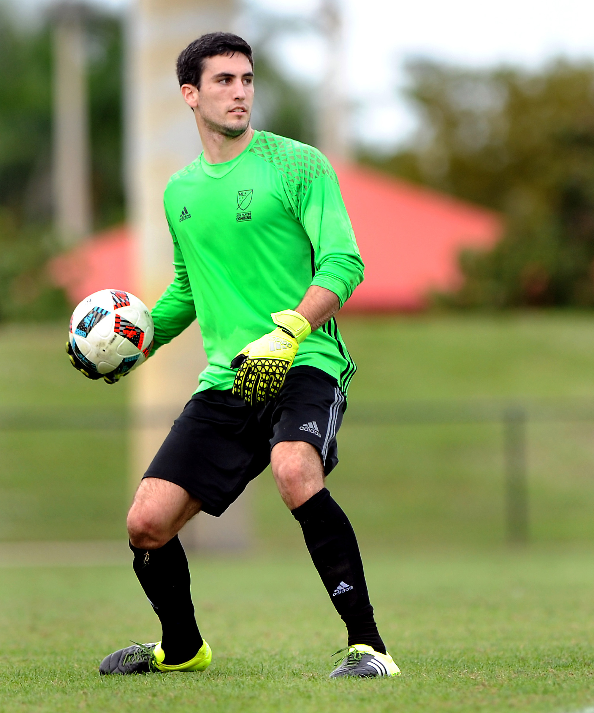 Andrew Tarbell is signed to a Generation Adidas contract.