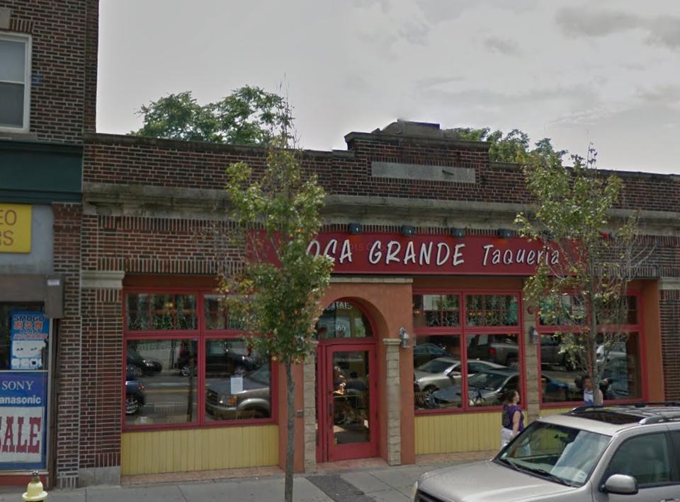 Boca Grande Taqueria, 366 Washington St.