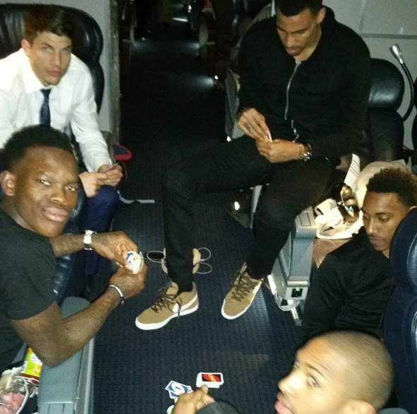 The Hawks invented their own ruthless version of 'Uno' and it's tearing the team apart
