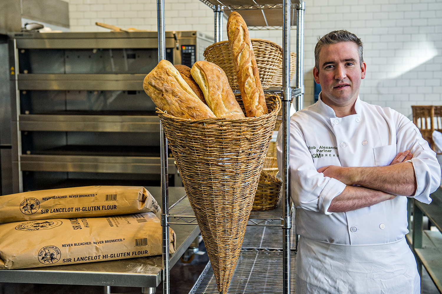 Bread Whisperer Rob Alexander on the Idea Behind TGM Bread, What to Expect