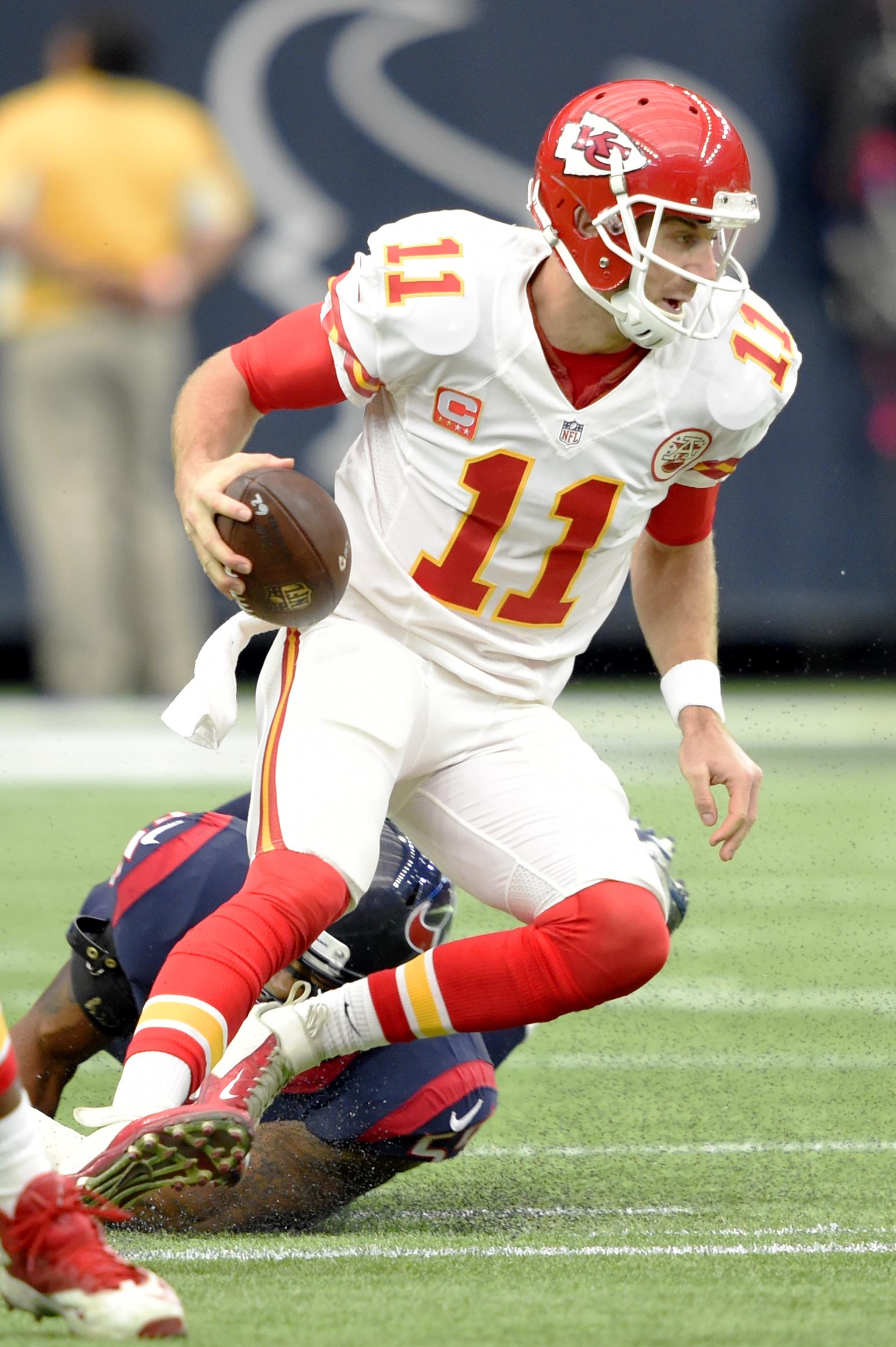 Chiefs vs. Patriots, NFL playoff odds 2016: Kansas City betting underdog at New England