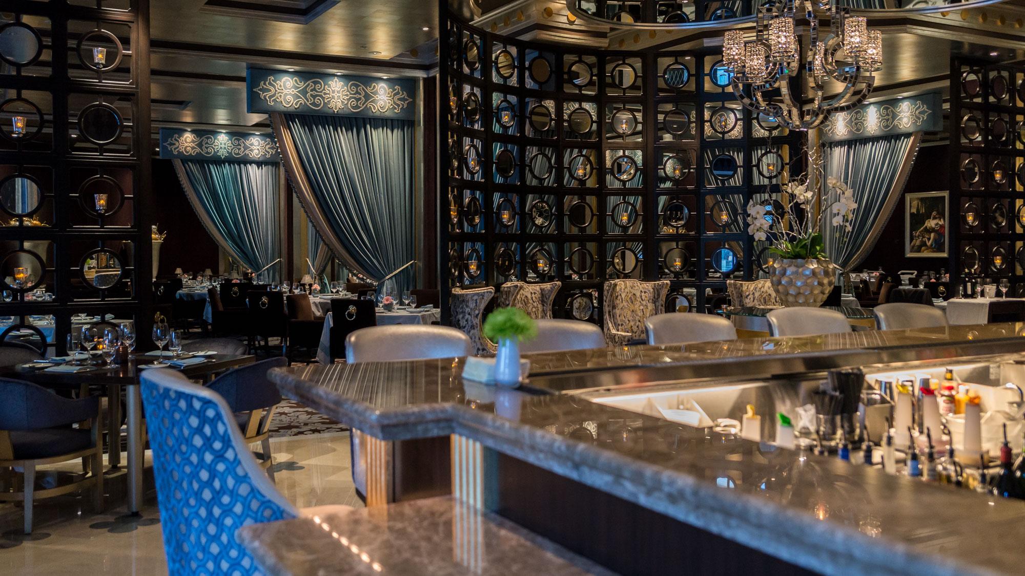 Prime Steakhouse's new bar