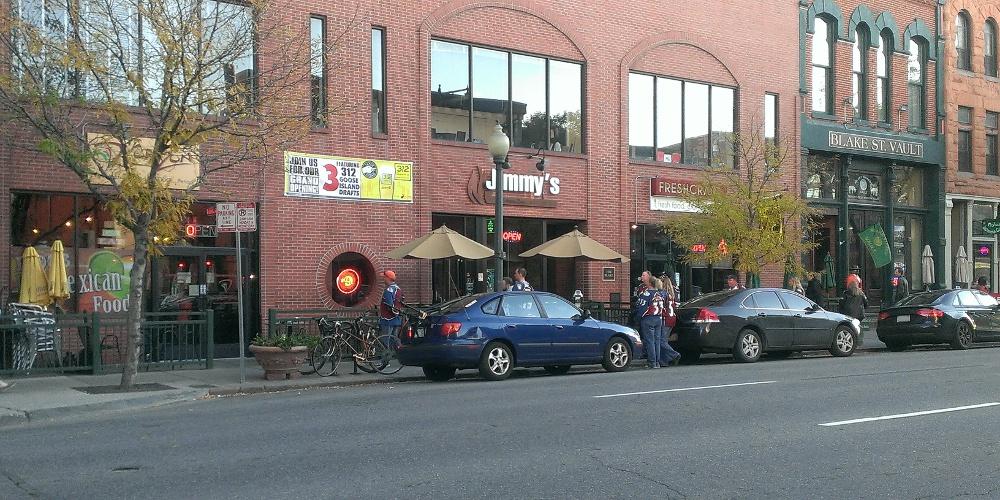 Jimmy's Urban Grill Shutters Downtown