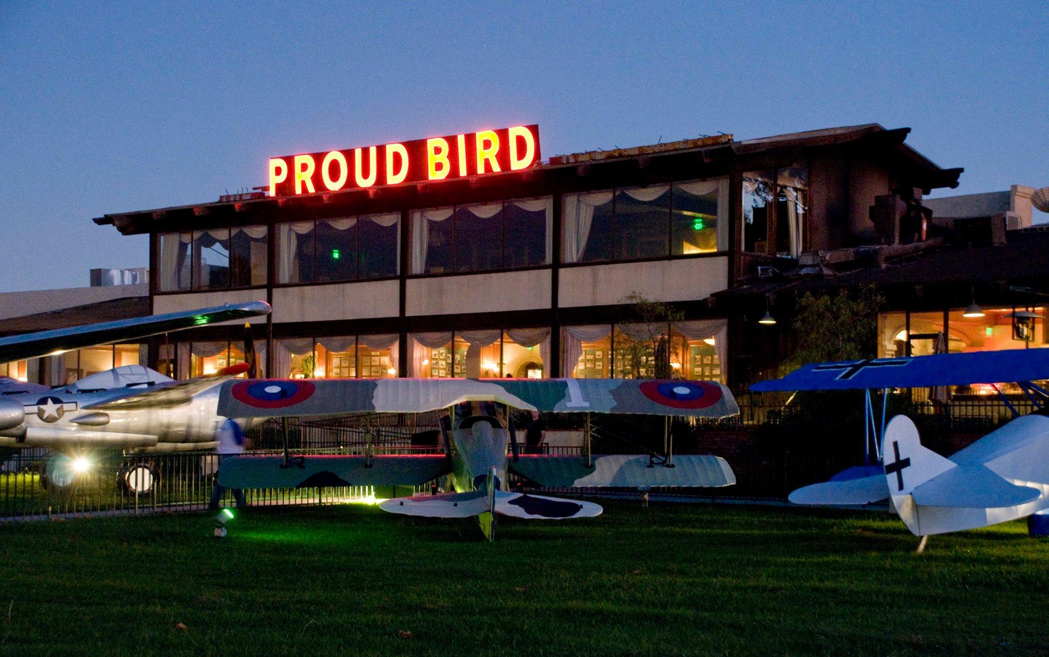 The Proud Bird Restaurant