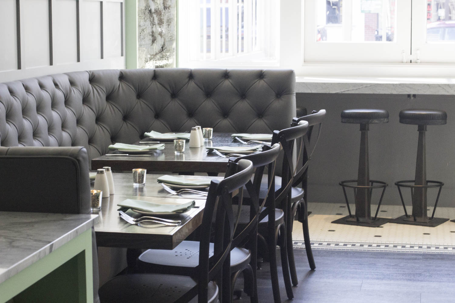 Now, the food matches Remedy's impossibly chic atmosphere.