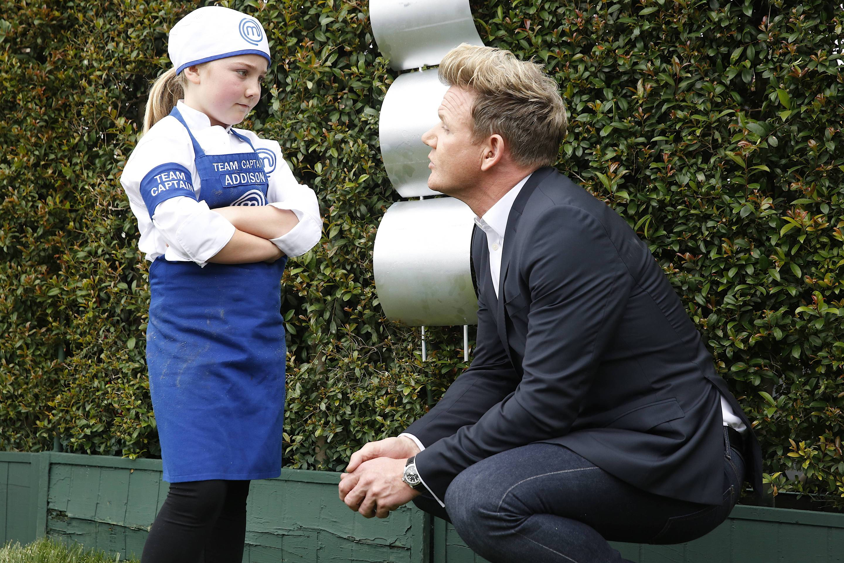 'MasterChef Junior' Season 4 Episode 9: Gordon Ramsay Gets Burned
