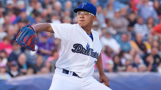 Julio Urias is a non-roster invitee to Dodgers big league camp in spring training for a second straight season.