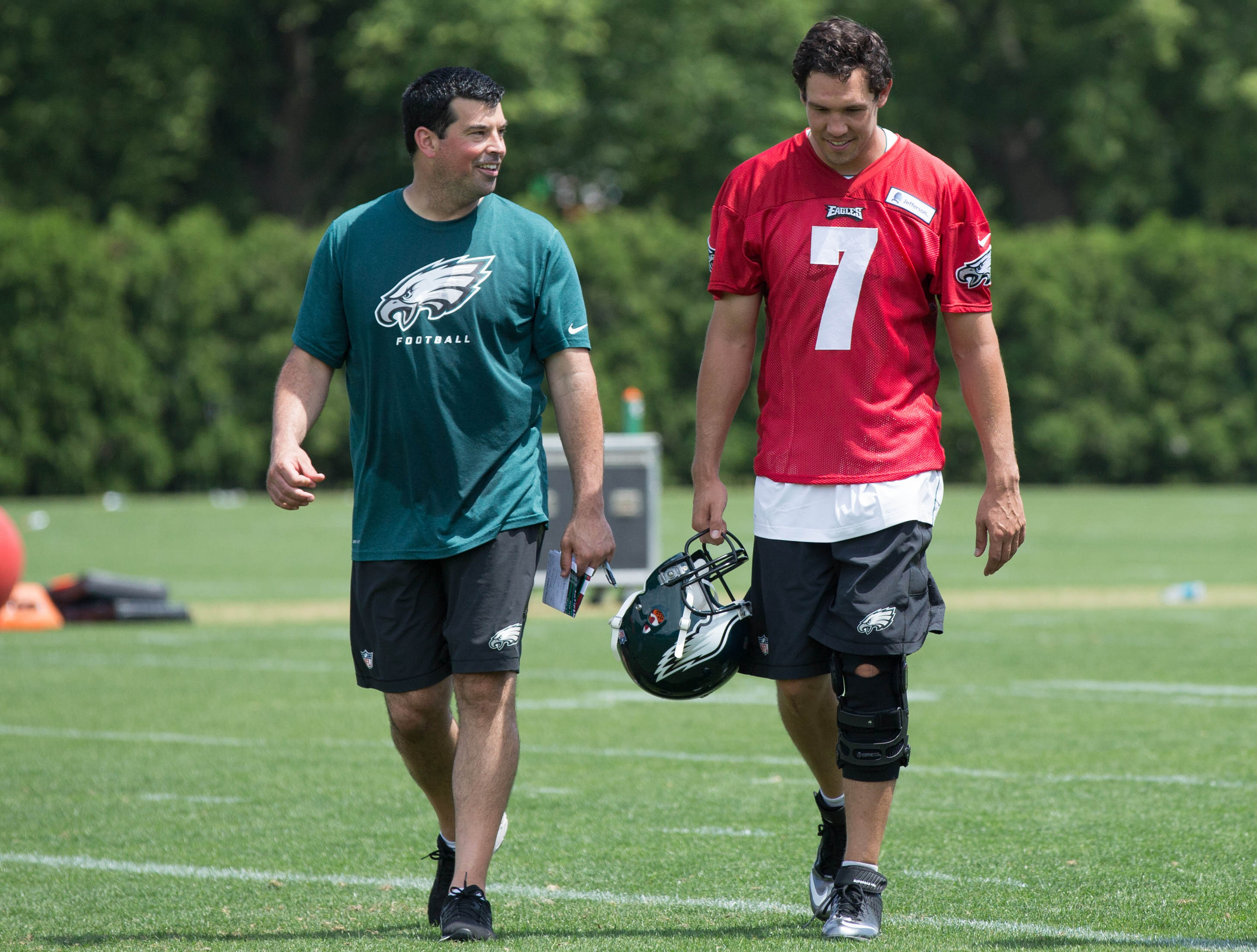 Ryan Day expected to join Chip Kelly, 49ers as QB coach or OC ...