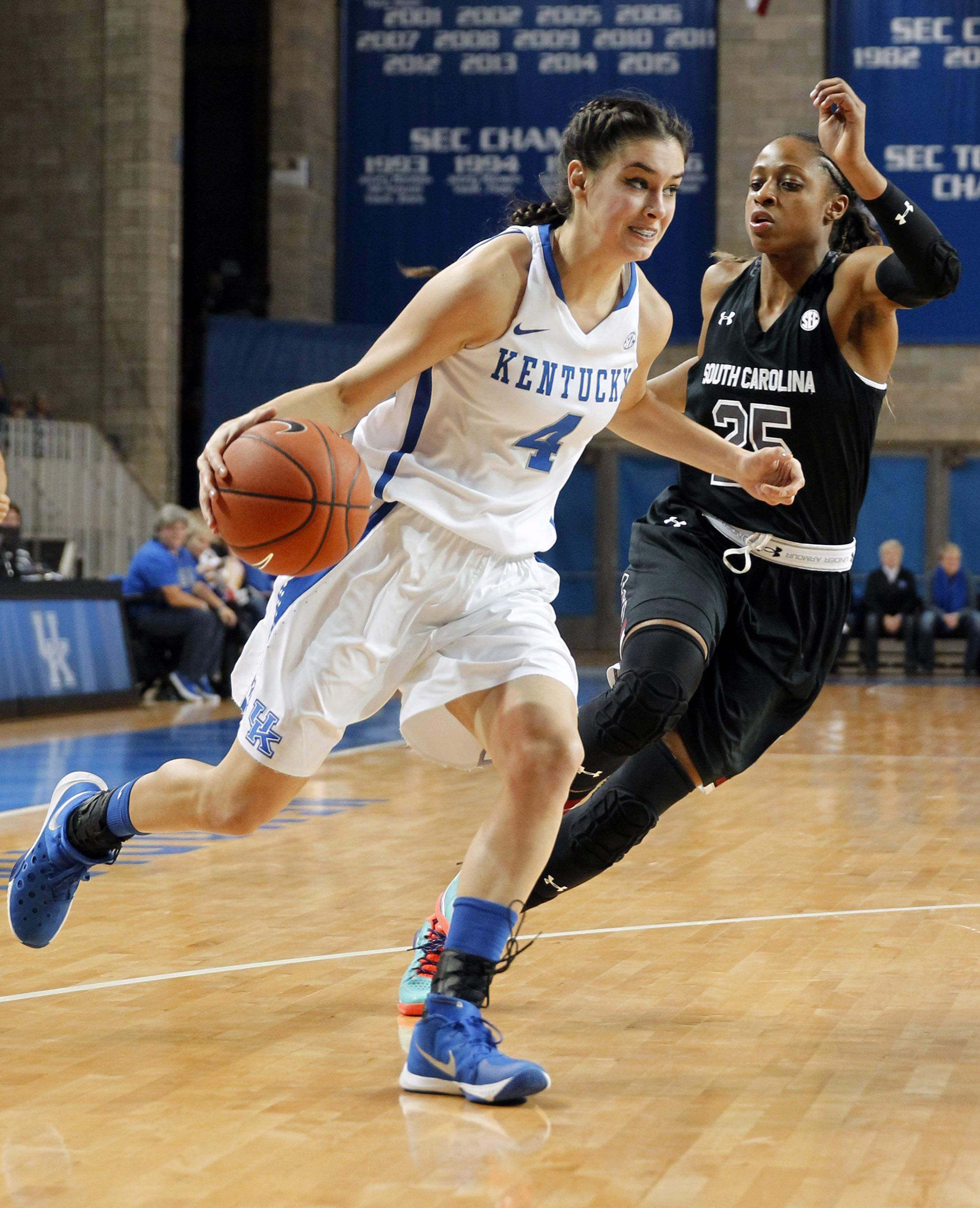Freshman phenom Maci Morris will definitely be looking to improve her performance over Auburn.