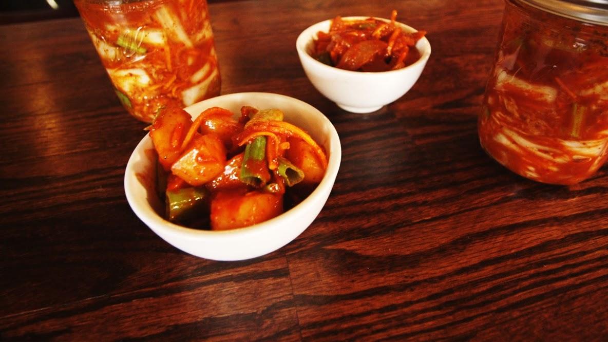 Sunday Recipe: Make Momofuku's Kimchi at Home
