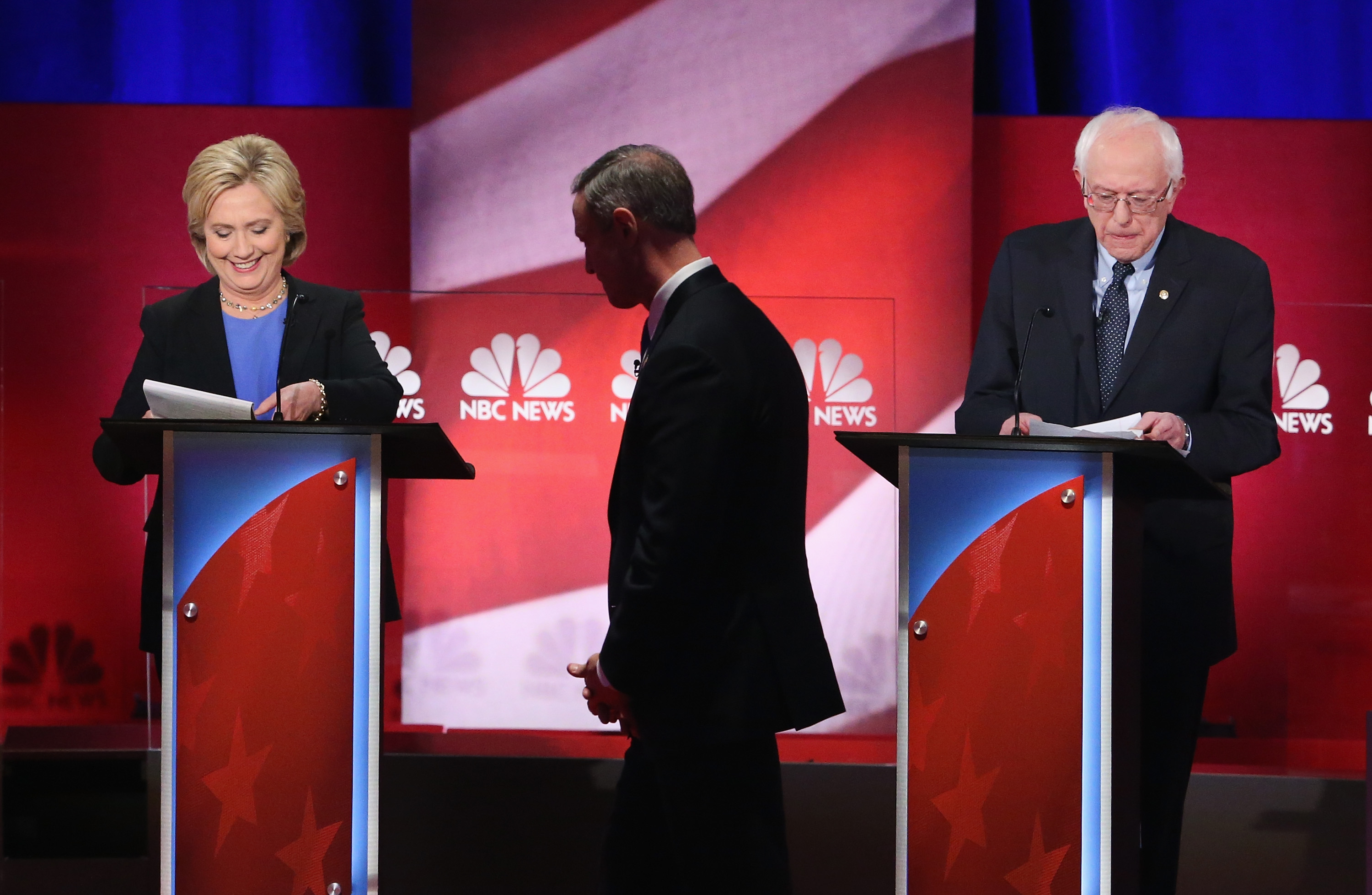 3 winners and 2 losers from Sunday night's Democratic presidential debate