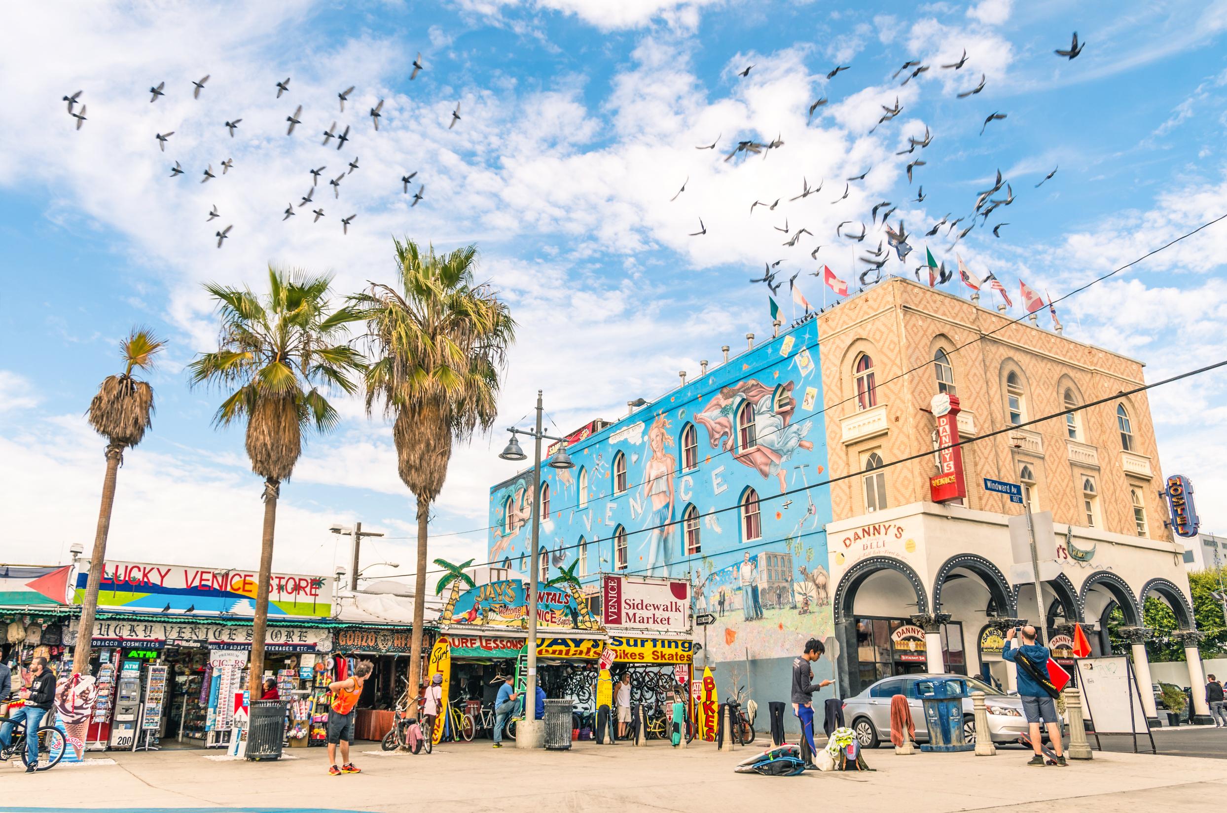 Venice, Los Angeles inspires new Montreal restaurant