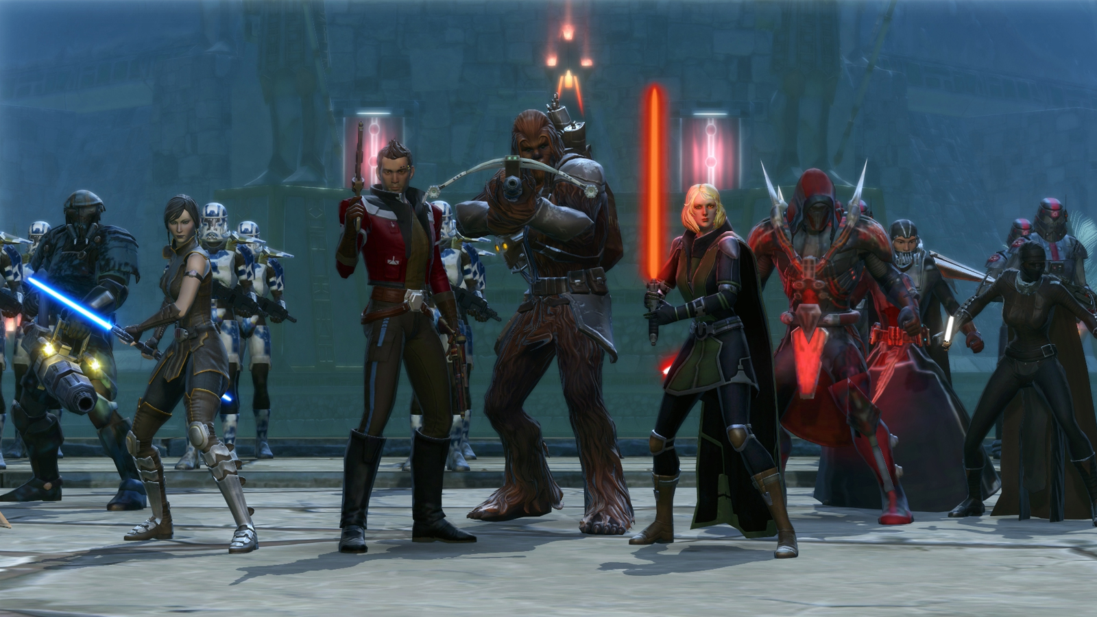 Star Wars: The Old Republic deserves a second chance