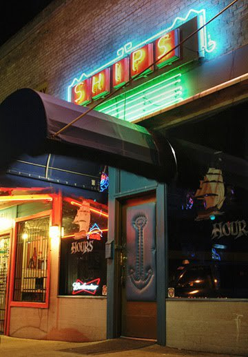 Don't hold your breath, but Ships Lounge could be making a comeback.