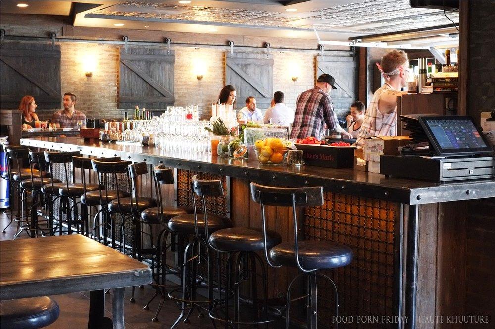 Bosscat Kitchen & Libations Interior