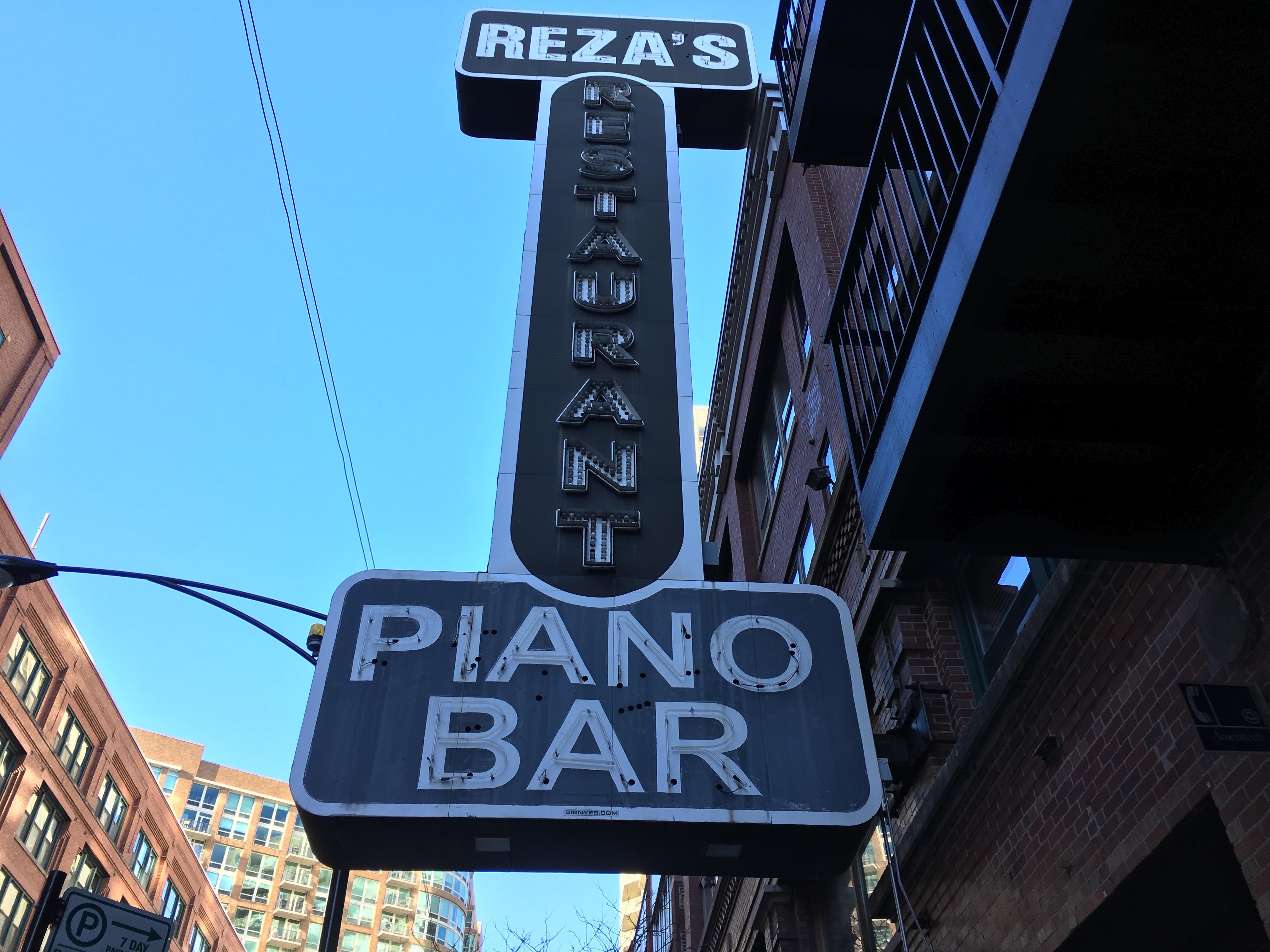 Reza's Restaurant