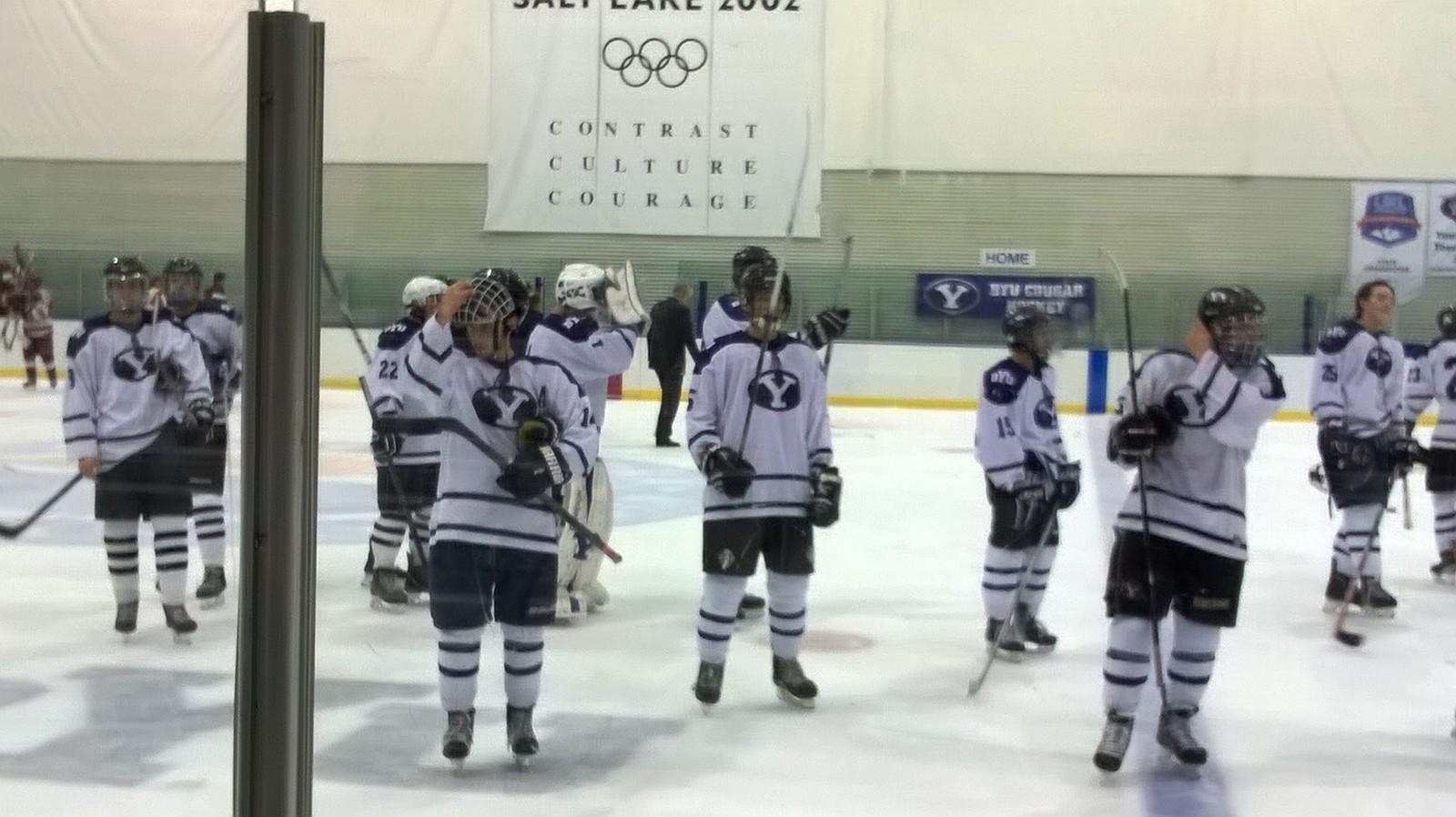 BYU Hockey says goodbye to senior Chris Tuttle aa10e35de84