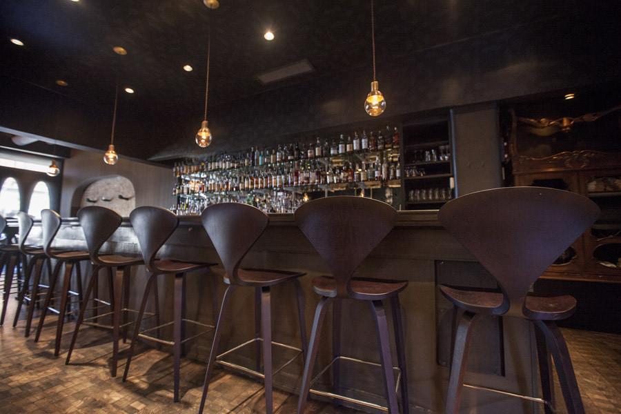 The Boka bar