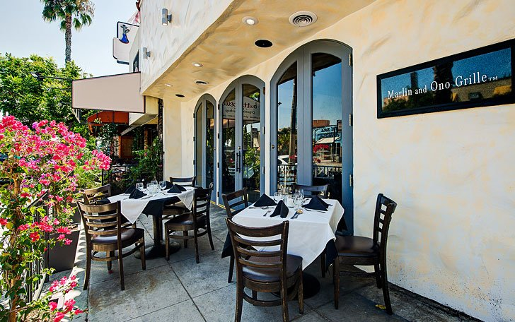Marlin and Ono Grille, Sherman Oaks