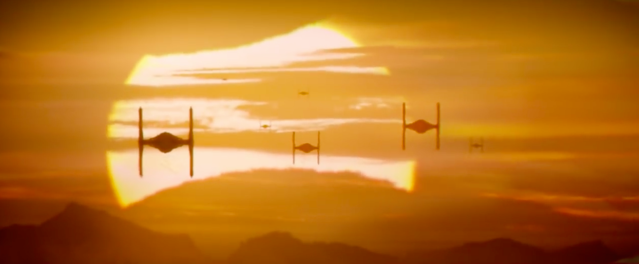 Why you remember every ship and droid in Star Wars