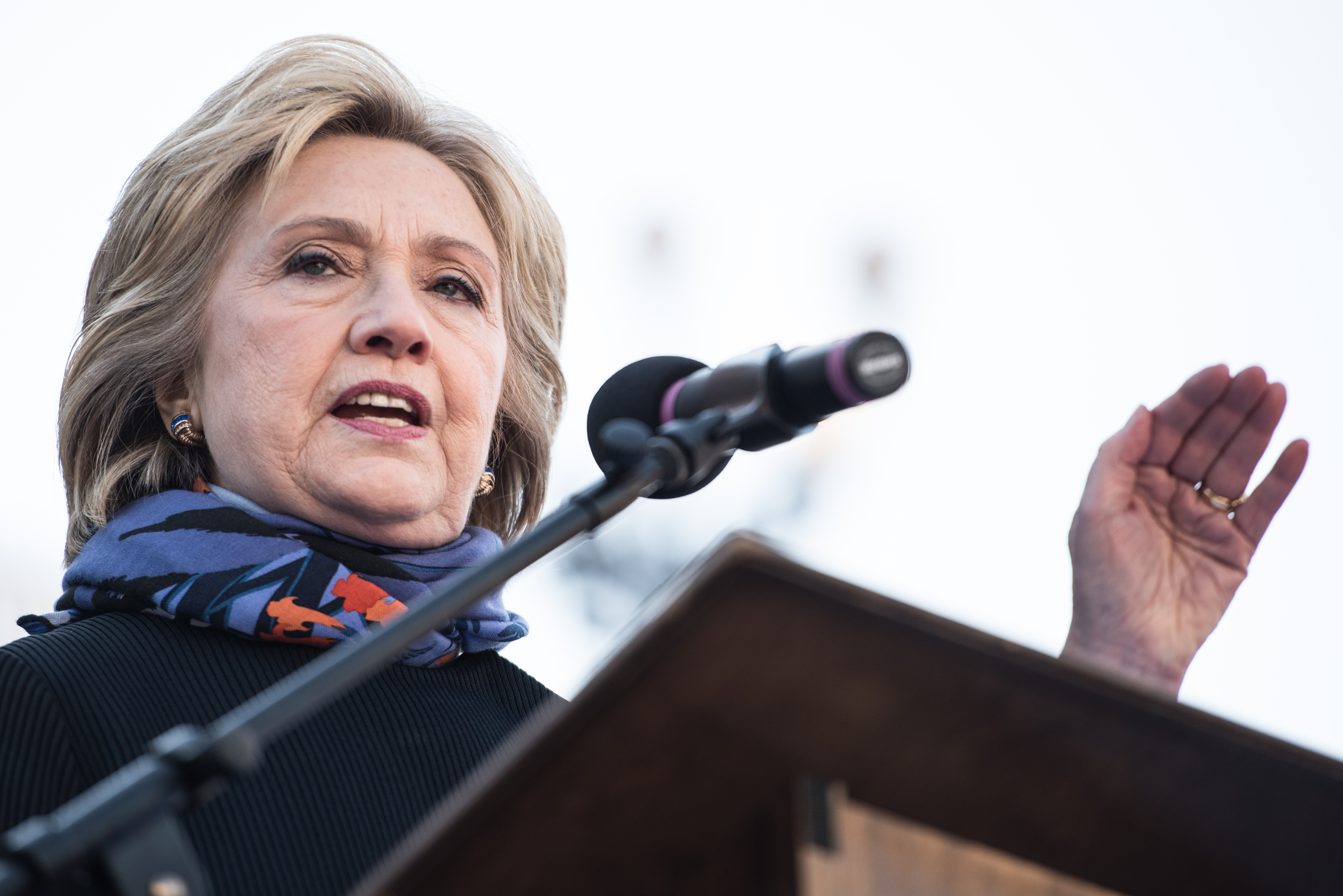 Hillary Clinton's odd new Sanders attack shows the Democrats are a mess on foreign policy