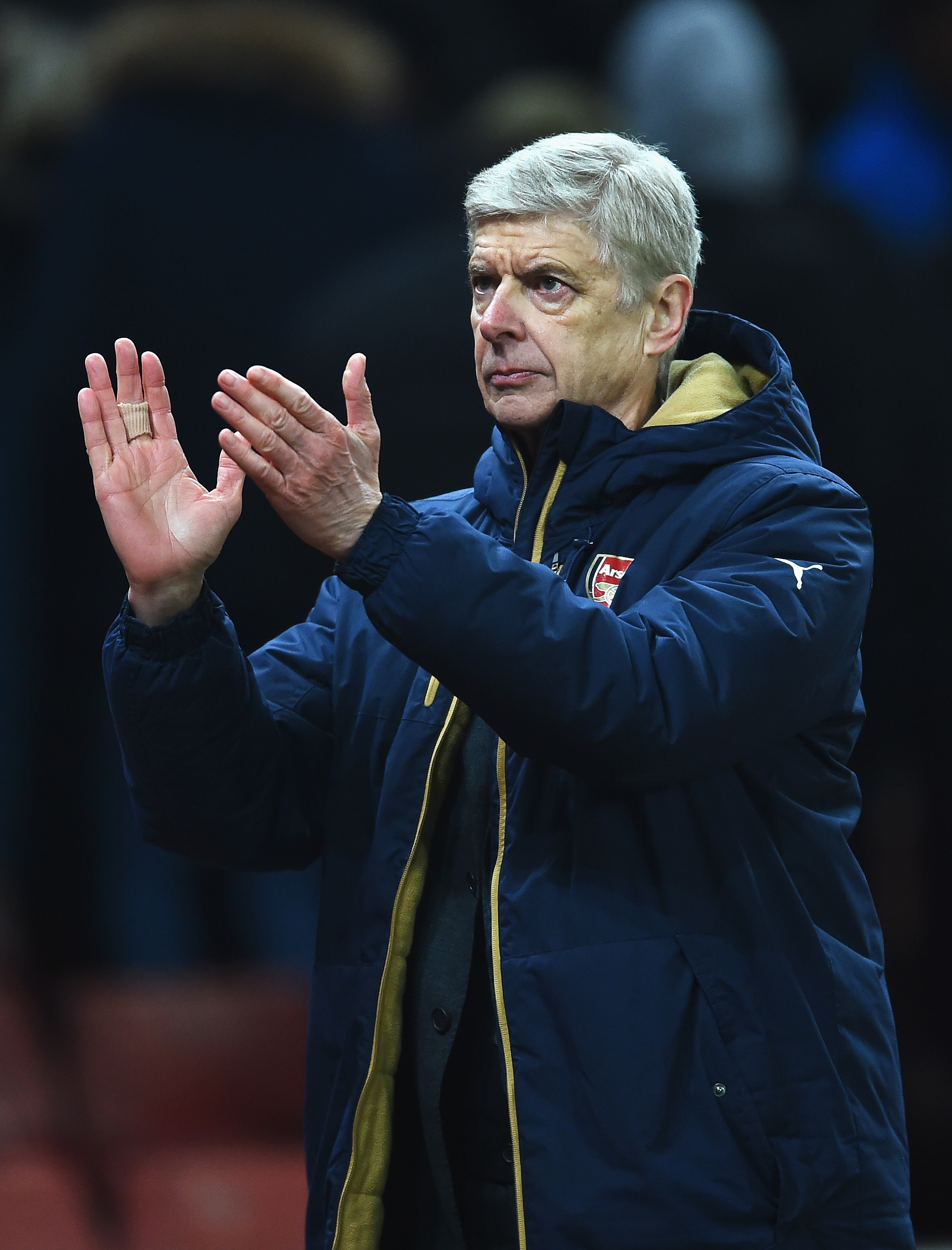 """Arsene Wenger """"set to sign"""" new two year deal"""