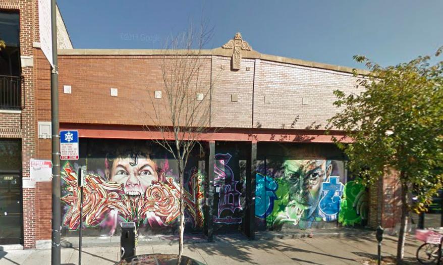 2367 N. Milwaukee Ave.