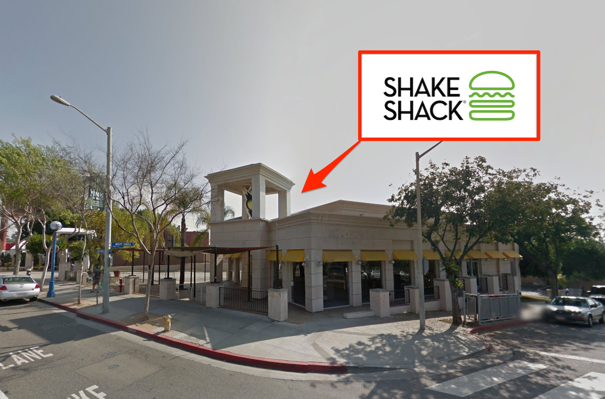 Shake Shack Unveils a Secret New Burger Exclusively for the LA Market