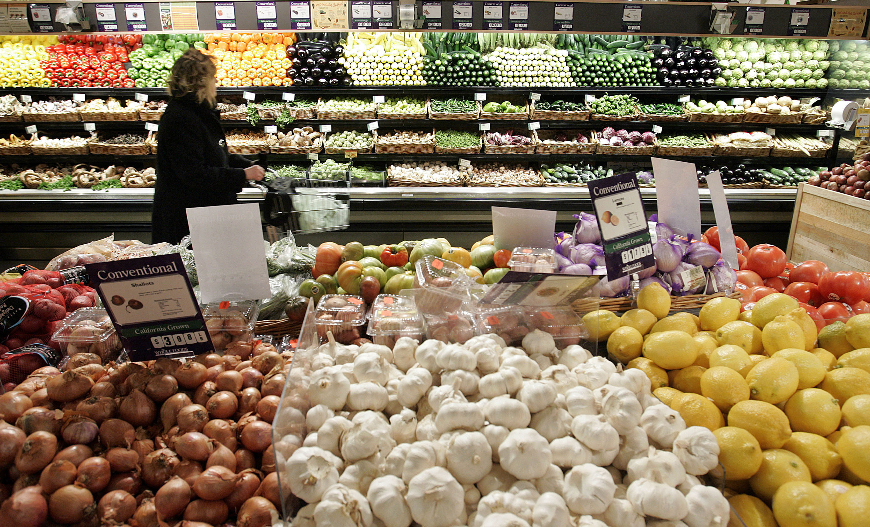 Whole Foods Has an Image Problem, Says New Survey