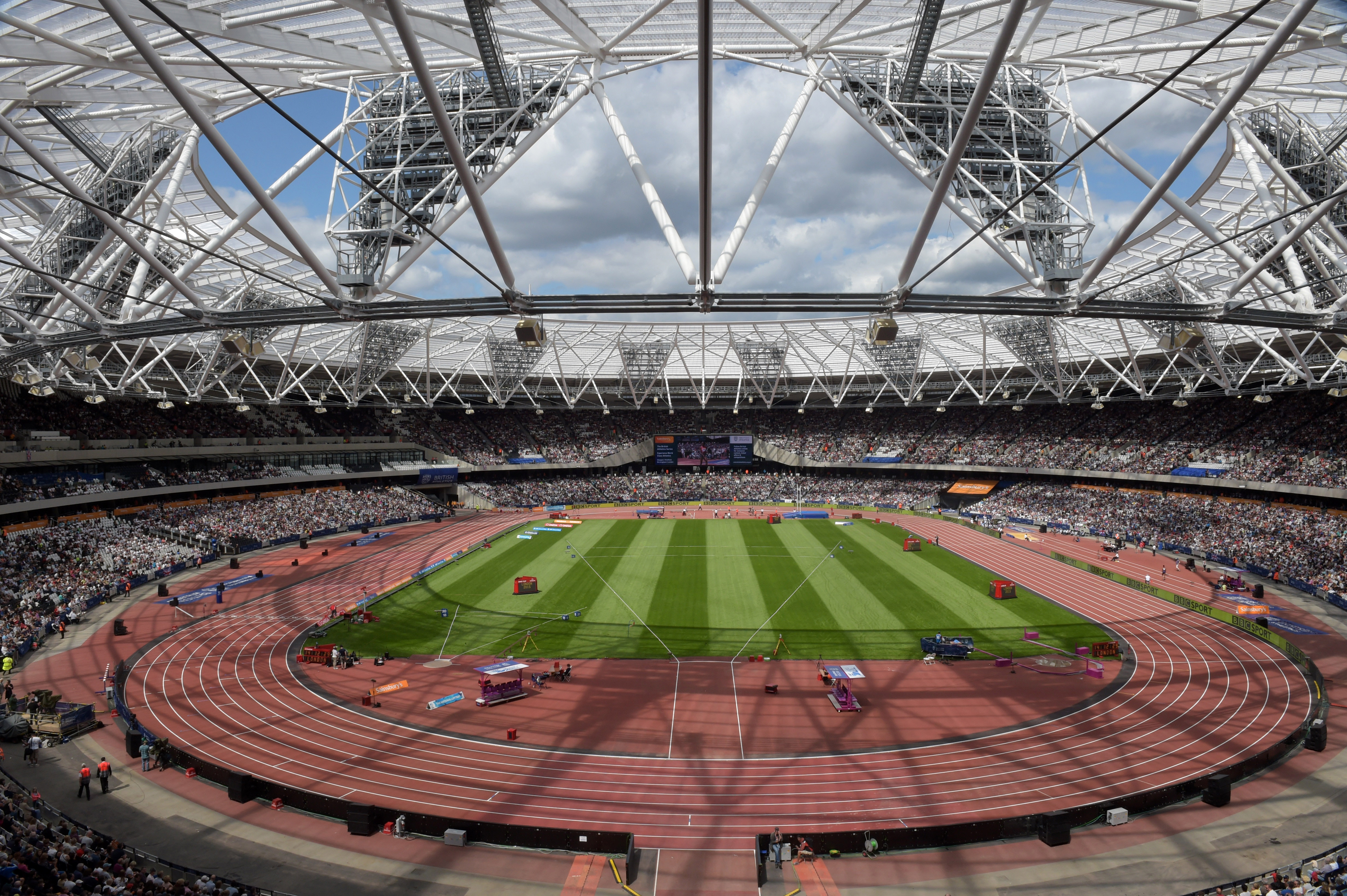 Could London's Olympic Stadium host 2017 MLB Regular Season games?
