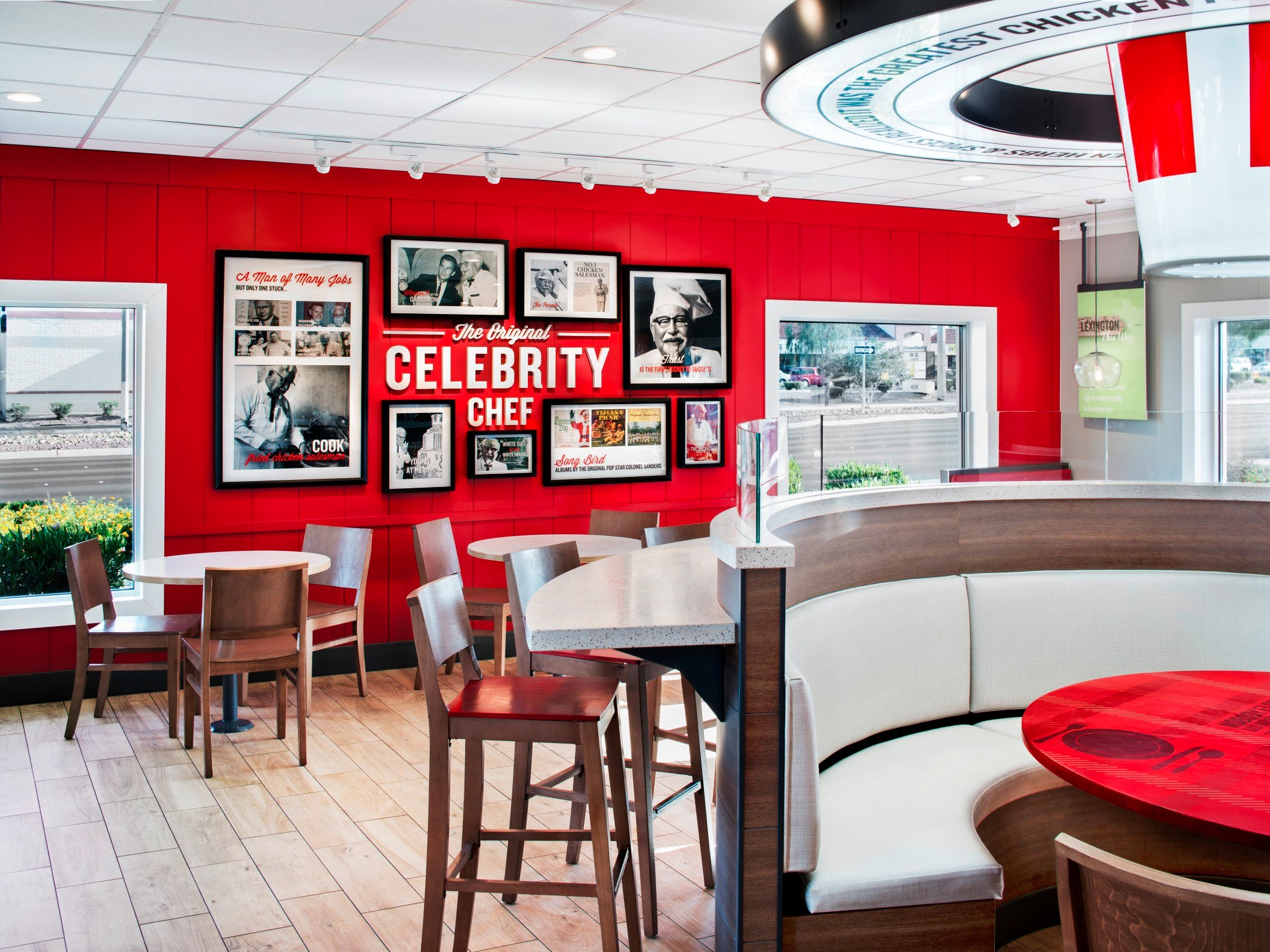 The New KFC Is A Half Baked Plea To Millennials   Eater